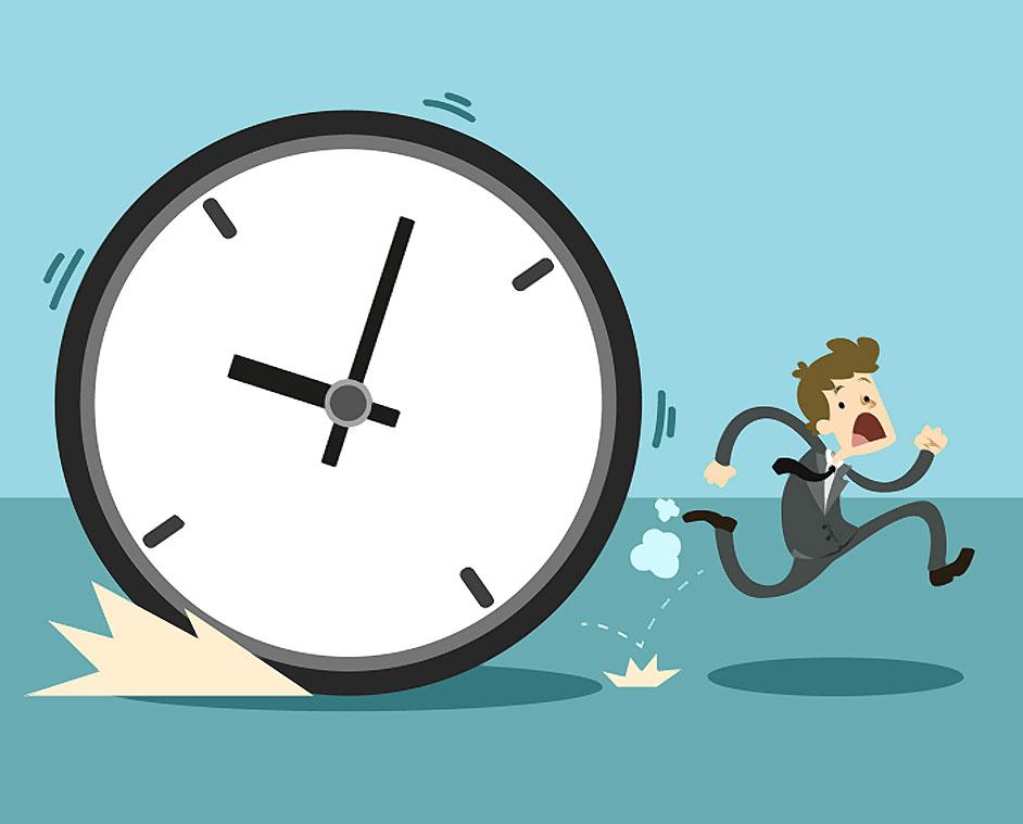 Organize seu tempo